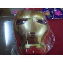 Mascara De Iron Man De Los Vengadores