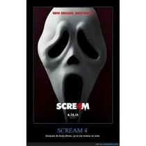 Mascara De Terror Scary Movie Con Lengua!!