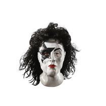 Paul Stanley - Kiss - Máscara Ofic.- Importadas - Collectoys