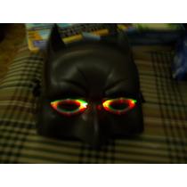Mascara De Batman Con Luz