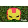 Mascaras Caretas Antifaces Superhéroes Souvenir 10 Unidades