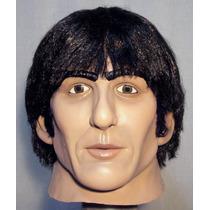 The Beatles George Harrison Mascara De Latex Disfraz