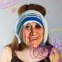 Careta Madre Teresa Calcuta - Originales Disfraces! Cotillón