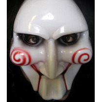 Plastic Mask De Saw, El Juego Del Miedo, Jigsaw, Pig, Horror