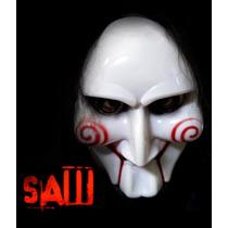 Mascara De Saw, El Juego Del Miedo, Careta Plástica, Disfraz