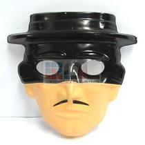 Máscara El Zorro Diego De La Vega Flácida Ideal Disfráz Exc