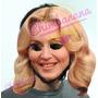 Careta De Madonna - Originales Disfraces! Cotillón Fiesta