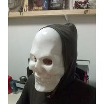 Mascara De Calavera Terror Horror Halloween Chasco Bromas
