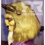 Máscaras Látex Bestia Disney Hombre Lobo Disfraz Halloween