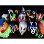 Mascaras Lucha Mexicana