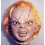 Chucky Máscara De Látex Disfraz Halloween Mordortoys