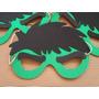 Mascaras En Goma Eva