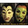 Mascaras Para Disfraz, Drácula, Vendetta, Catwoman, Cotillon