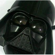 Darth Vader Máscara, Star Wars Careta Plástica Rígida, Sw,