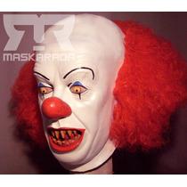 Máscaras De Látex It, Payaso, Saw, Terror Disfraz,halloween