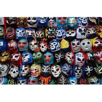 Mascaras De Luchadores Mexicanos, Lucha Libre Mexicana