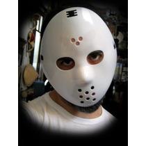 Mascara Plastica De Jason En Plastico Pvc, Lecter, Freddy