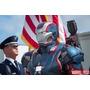 Casco Iron Patriot . Iron Man Marvel
