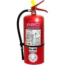 Matafuego Polvo Abc 5k Reglamentario C/habilitacion/soporte