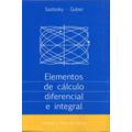 Sadosky-elementos De Càlculo Diferencial È Integral