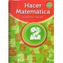 Hacer Matematica 2-nueva Edicion-editorial Estrada