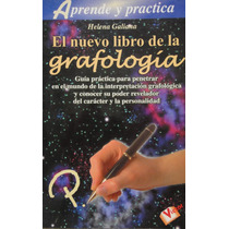 El Nuevo Libro De La Grafología Galiana Microcentro/retiro