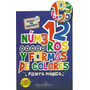 Libro: Números Y Formas De Colores - Pizarra Mágica Barcel