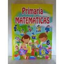 Libro Primaria Matemáticas Ed Cultural