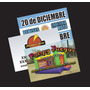 Stickers Calcos Etiquetas Adhesivas Full Color 6x4 Cm X1000