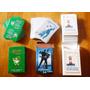 100 Mazos Naipes Poker Español Personalizados Publicitarios