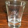 6 Vasos De Tequila Grabados Shot Vidrio Nadir 60 Cc Regalo