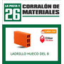 Ladrillo Hueco 8 X 18 X 33 - Later Cer - Ctibor - Lp26