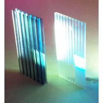 Policarbonato Alveolar Color 10mm De 210x580cm. Stock Ya!