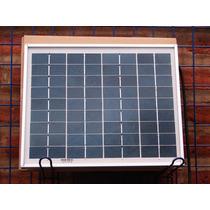 Panel Solar Fotovoltaico Con Libro De Energía Solar Curso