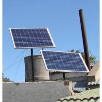 Casa Energia Solar Iluminación, Tv, Celular - Vivienda Rural