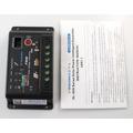 Regulador De Voltaje Panel Solar 10a 12/24volts C/display