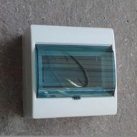 Caja P/ Termomagnética 6 Módulos Kalop - Din Embutir Térmica