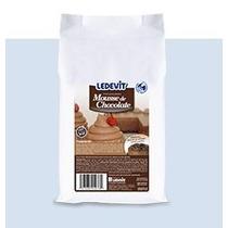 Ledevit Mousse Chocolate 250g X 12/u