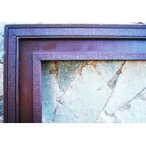 Hist.*- Marco Espejo /cuadro 1,52 X 93 Cm-elija Pátina-envío