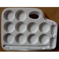 Aifa Paleta Plastico Soplado Mezcladora De 12 Espacios Rect
