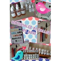 Pigmentos Para Porcelana Y Cerámica Kit X 20 Unidades