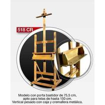 Atril De Pie Libra Vertical C/cremallera 518cr (16842)