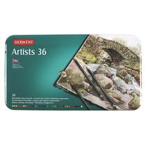 Lapices Color Derwent Artists X 36 ( 13335 ) Ox Artistica