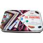 Set Oleo Page 8 Pomos X 7,6 Ml Y Accesorios Lata