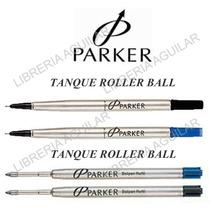 Tanque Repuesto Parker Boligrafo O Roller Azul O Negro