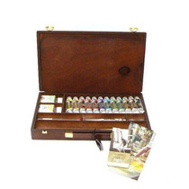 Set Madera Oleo Rembrandt Professional Box 12 Pomos ( 15226)