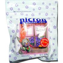 Porcelana Fria 250g Nicron (2997)