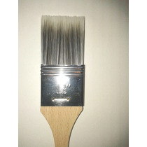 Pinceleta Casan Serie 1280 Nº 3/4 Sintético Bi-color