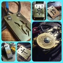 Pedales Personalizados Para Maquinas De Tattoo :::fts:::