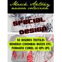 Diseños Textiles 50 U Marc Antony Special ¡¡new Collection!
